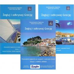 Żegluj i odkrywaj Grecję....
