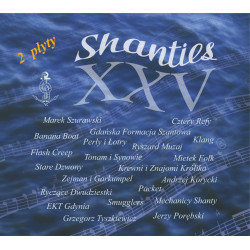 XXV-lecie Shanties (2CD)